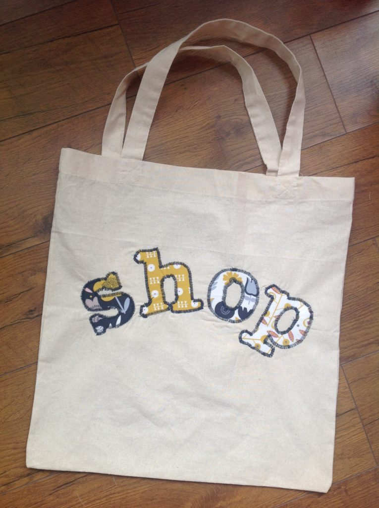Shop Tote on Etsy